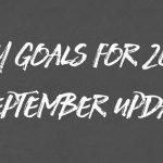 My goals 2017