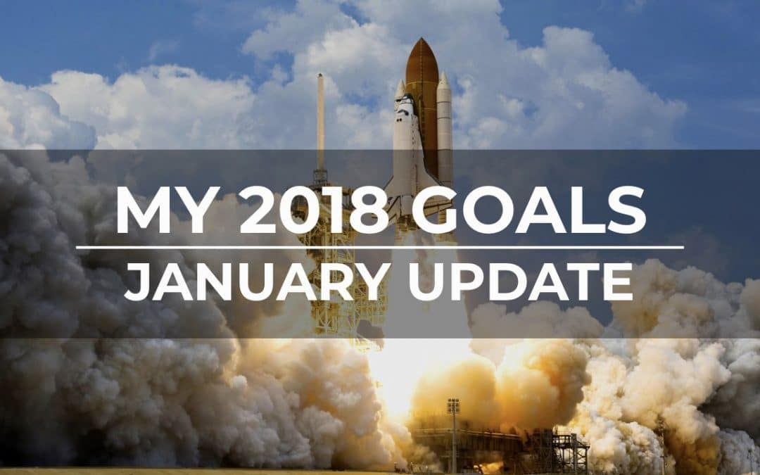 My Goals For 2018 – January