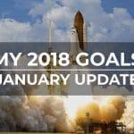 January goals 2018
