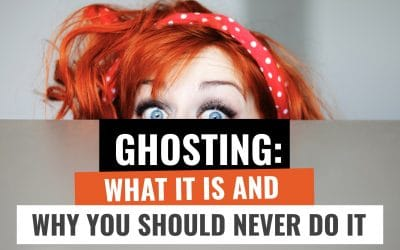 Ghosting: What it is and why you should never do it