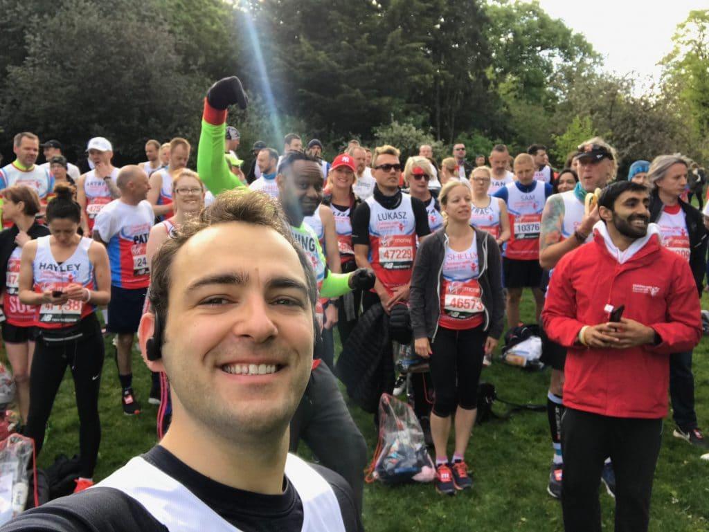 Tomas Svitorka marathon