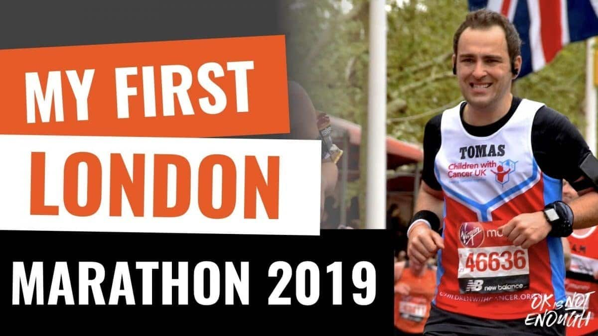 My First London Marathon – Experience & Lessons