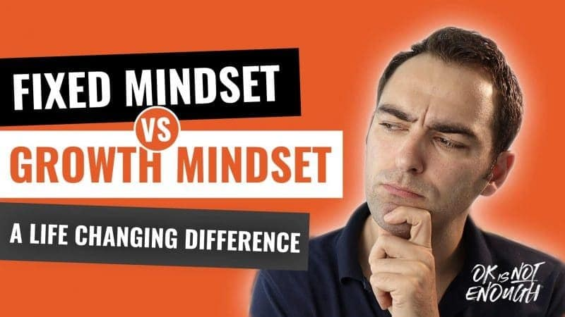 Fixed Mindset vs Growth Mindset