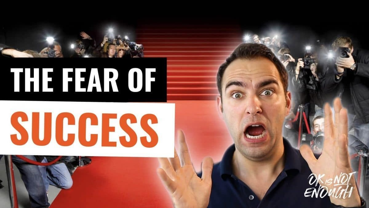 The Uncomfortable Truth About The Fear of Success