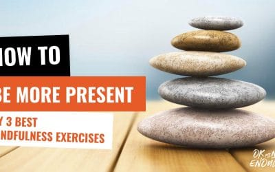 3 Mindfulness Techniques to Help You Be More Present And Enjoy Life