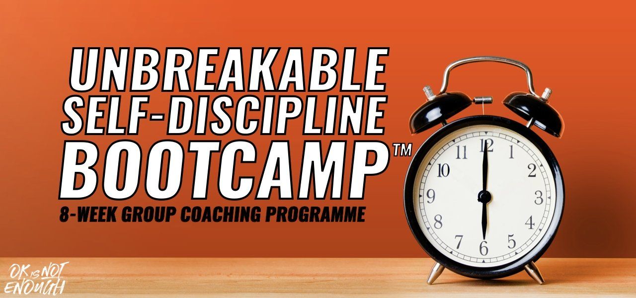 A Self-Discipline Bootcamp 1