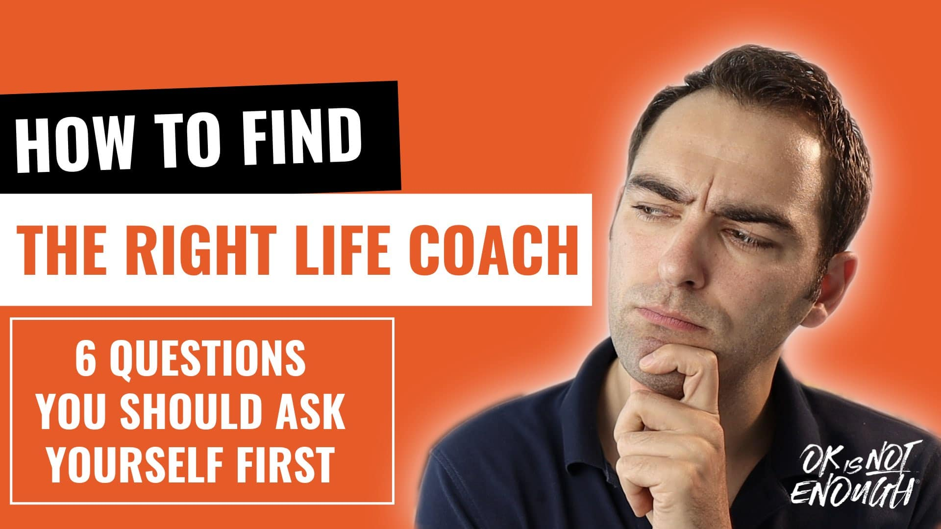 How to find the right life coach 2