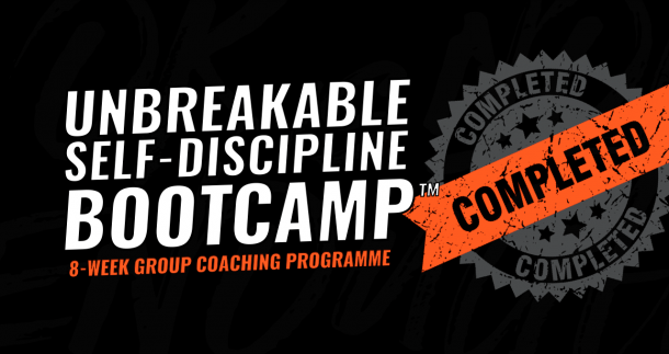 Unbreakable Self-Discipline Bootcamp-min