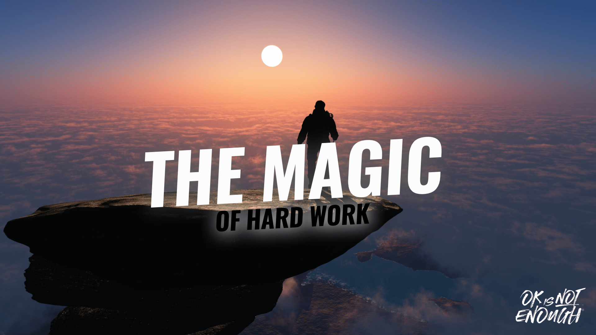 The Magic of Hard Work