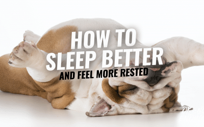How to Sleep Better and Feel More Rested – Real Personal Tips, No BS!