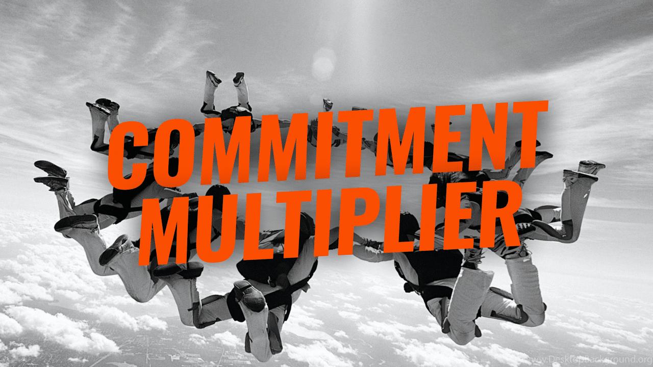 Unbreakable Self-Discipline - Commitment Multiplier
